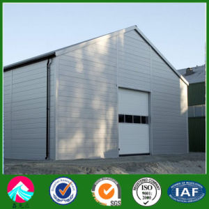 Environment Protective Prefabricated Steel Structure Factory Building Shed for Sale pictures & photos