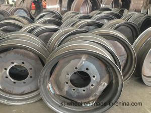High Quality Wheel Rims for Tractor/Harvest/Machineshop Truck/Irrigation System-15 pictures & photos