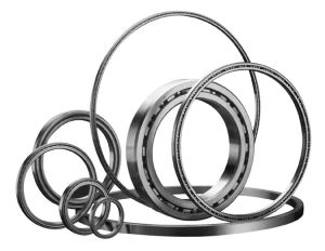 Brass Cage Thin Section Bearings-Thin Wall Bearings-Slim Bearings pictures & photos