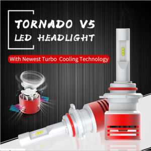 2017 High Power Super Bright 60W 8000lm H1 H4 9005 9006 Car LED Headlight Bulb pictures & photos