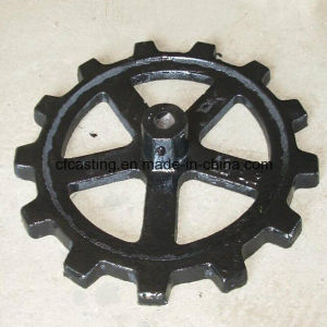 Ductile Iron Casting Parts Agricultural Machinery Part Factory pictures & photos
