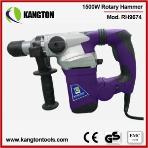 1500W Hammer Drill Electric Rotary Hammer Drill pictures & photos