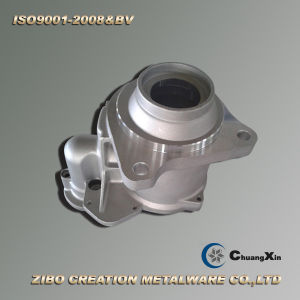 Professional Aluminium Casting Foundry in China Truck Starter End Cover pictures & photos
