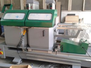 Double Head Cutting Machine pictures & photos