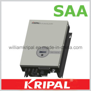 SAA (3.6KW - 5.2KW) on-Grid Solar Photovoltaic Inverter pictures & photos