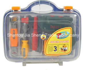 Mobile Box Tools Set with Friction Drill (2119)