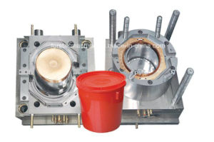 Single Cavity Plastic Water Breaker Injection Mould pictures & photos