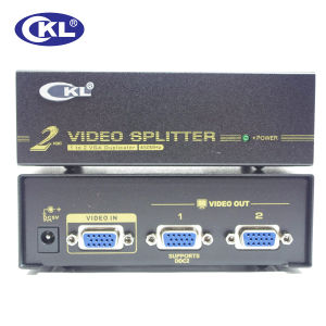 2 Port VGA Splitter (450MHz)