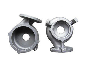 OEM Investment Casting, Precision Casting, Lost Wax Pump Cover pictures & photos
