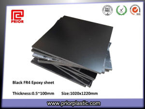 Static Dissipative Fr4 ESD Sheet for PCB Jigs and Fixtures pictures & photos