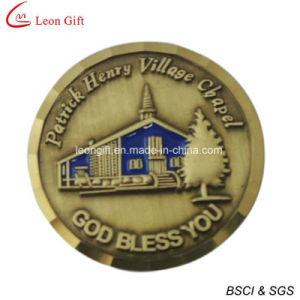 Hot Sale Antique Gold Souvenir Challenge Coin pictures & photos