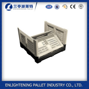 1200 X 1000 Collapsible Plastic Pallet Box for China pictures & photos