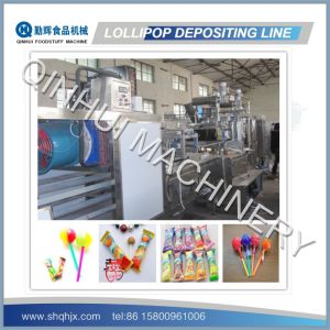 Depositing Type Lollipop Machine (150-600KG/HR) pictures & photos