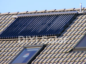 Solar Collector with SRCC & Solar Keymark Approved