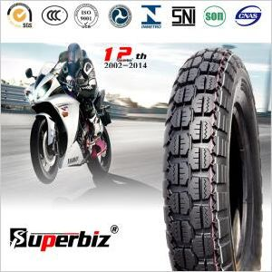 Three Wheeler Motorcycle Tyre (4.00-8) pictures & photos