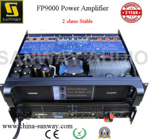 3000W 2 CH 4ohms Powerful Amplifier DJ Equipment (FP9000) pictures & photos