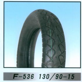 Motorcycle Tires /Motorcycle Tyre/Scooter Tires (130/90-15) pictures & photos