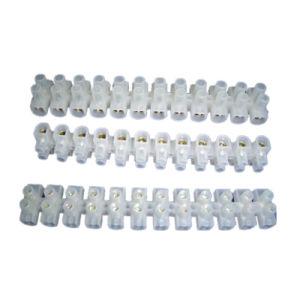 20A 14mm2 Terminal Block Plastic Terminal Blocks H/ U/ V Type PA PP PE pictures & photos