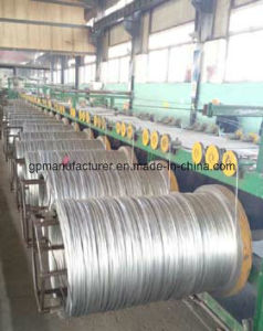 Galvanized Steel Wire Strand for ACSR Conductor pictures & photos