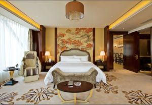 Hotel Single Bedroom Furniture /Hotel King Size Bedroom Sets/Luxury Hotel Business Bedroom Suite (GLNB-080808) pictures & photos