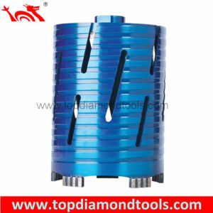 Laser Weld Turbo Core Drill Bits pictures & photos