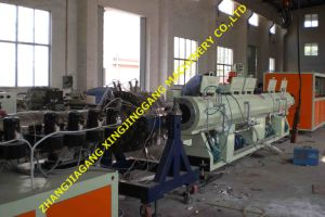 PP-R, PP, PE Plastic Pipe Machinery pictures & photos