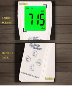 Cheap Price Sound Level Meter/Digital Sound Level Meter/Portable Sound Level Meter/Mini Sound Level Meter/Auto Sound Level Meter/Sound Tester/dB Sound Meter pictures & photos