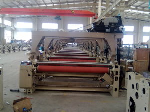 Shuttle - Less Water Jet Loom Textile Weaving Machinery pictures & photos