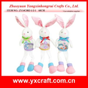 Easter Decoration (ZY14C882-1-2-3 60CM) Easter Bunny Gift Easter Merchandise pictures & photos
