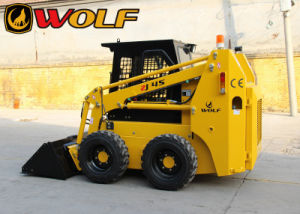 Multifunctional High Quality Small Skid Steer Loader for Sale with Cheap Price pictures & photos