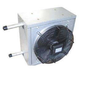 Copper Tube Fin Type Condenser with Fan Motor pictures & photos