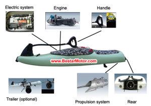 50cc Motor Surfboard (MSB50)
