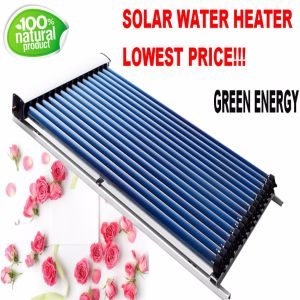 Swimming Pool Heat Pipe Solar Collector Water Heating System pictures & photos