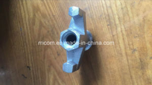 Galvanized Scaffolding Cast Wing Nut pictures & photos