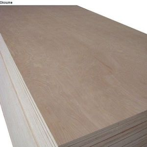 Special Prices Furniture Grade Okoume Plywood pictures & photos