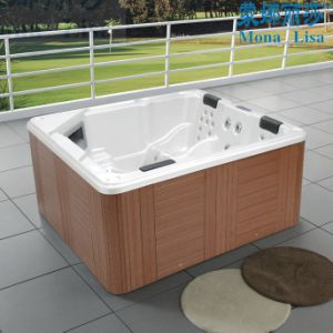 Monalisa Jacuzzi Outdoor SPA of Europe Style (M-3338) pictures & photos