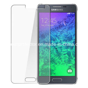 Tempered Glass Screen Protector for Samsung Galaxy Alpha G850f pictures & photos