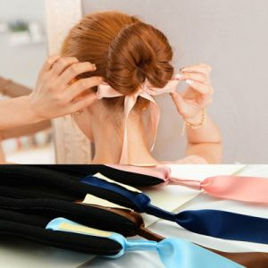 Fashion Women Magic Tools Foam Sponge Device Quick Messy Donut Bun Band Accessories pictures & photos