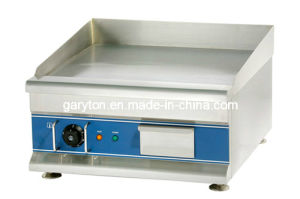 Commercial Electric Griddle for Gridding Food (GRT-E550) pictures & photos