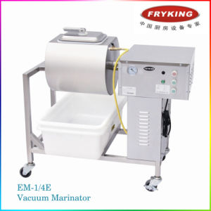 Fast Food Restaurant Equipment/Chicken Marinating Machine/Vacuum Marinator pictures & photos
