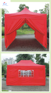 Hz-Zp80 3X4.5m (10X15ft) All Cross Folding Gazebo, Canopy, Tent, Pop up Tent, Easy up Tent, Party Tent pictures & photos