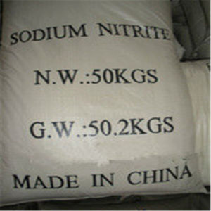 99% Industrial Sodium Nitrite 7632-00-0 pictures & photos