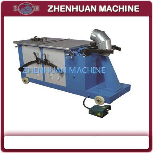 Hydraulic Elbow Making Machine for Ventilation Duct pictures & photos