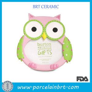 Giftware Owl Design Polyresin Photo Frame pictures & photos