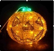 Halloween LED Pumpkin Light for Holiday Lights Decorations pictures & photos