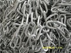 Galvanized Steel DIN763 Long Link Chain pictures & photos