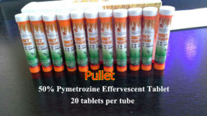 Insecticide Pymetrozine 50% Effervescent Tablet pictures & photos