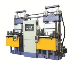 Vacuum Vulcanizing Press for Rubber