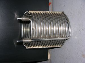 TP 304/316L Stainless Steel helical/Spiral Coil (coiled) tube/tubings/pipes pictures & photos