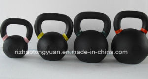 Wholesale China Cast Iron Kettlebell pictures & photos